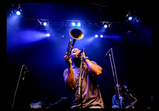 The Rebirth Brass Band plays Asheville's Salvage Station Sept. 22.