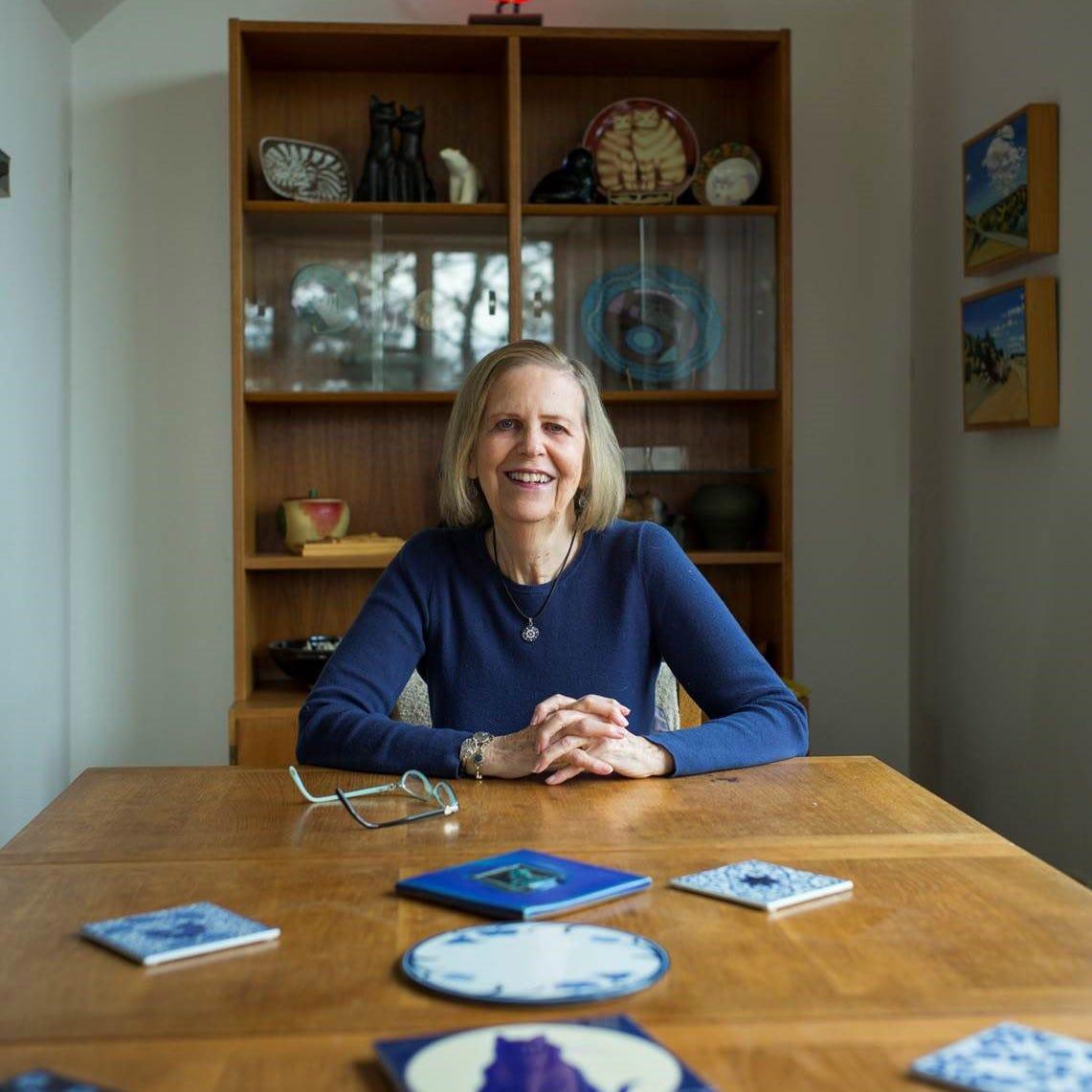 Asheville's Malaprop's welcomes 'Patchwork' author Bobbie Ann Mason