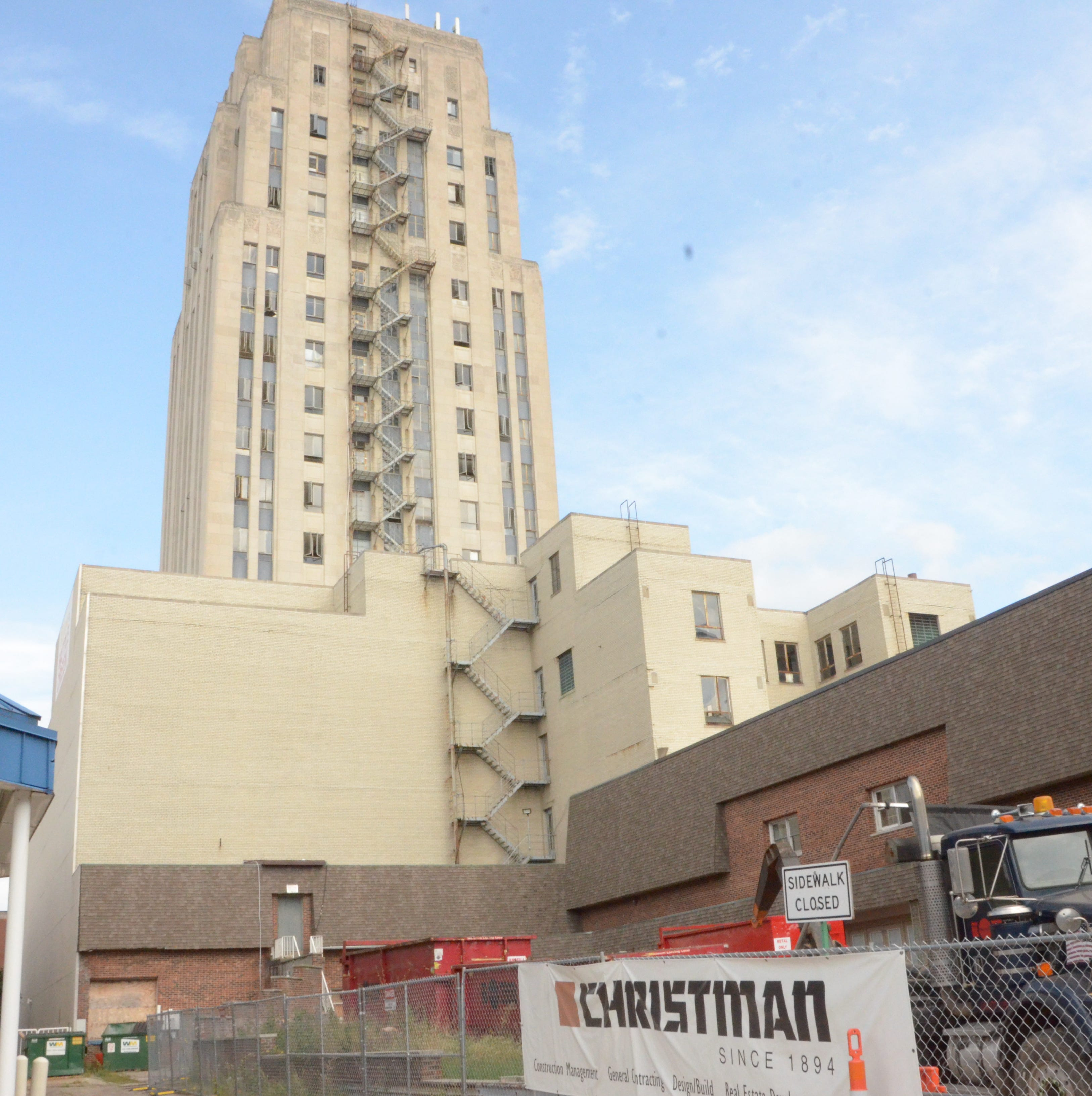Battle Creek City Commission approves $7.9 million in tax abatements for Heritage Tower