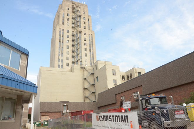 The Heritage Tower rehabilitation project is moving forward after the Battle Creek commissioners on Tuesday approved tax abatements for the project.