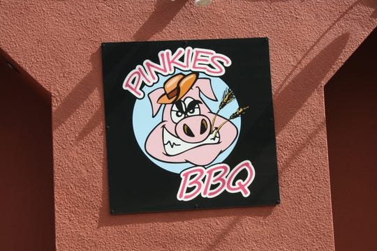 Pinkies Barbecue's restaurant is located on 1166 upper Front Street in Binghamton, while a food truck travels to festivals and events throughout the community.