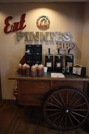 Pinkies Barbecue's restaurant is located on Upper Front Street in Binghamton.