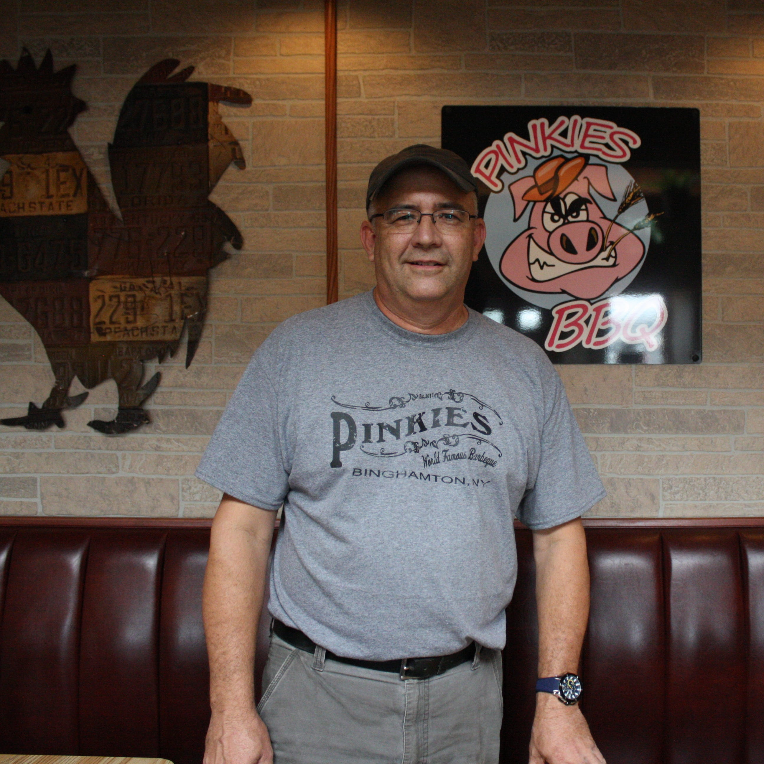 Binghamton barbecue joint's secret star: A prize-winning taco