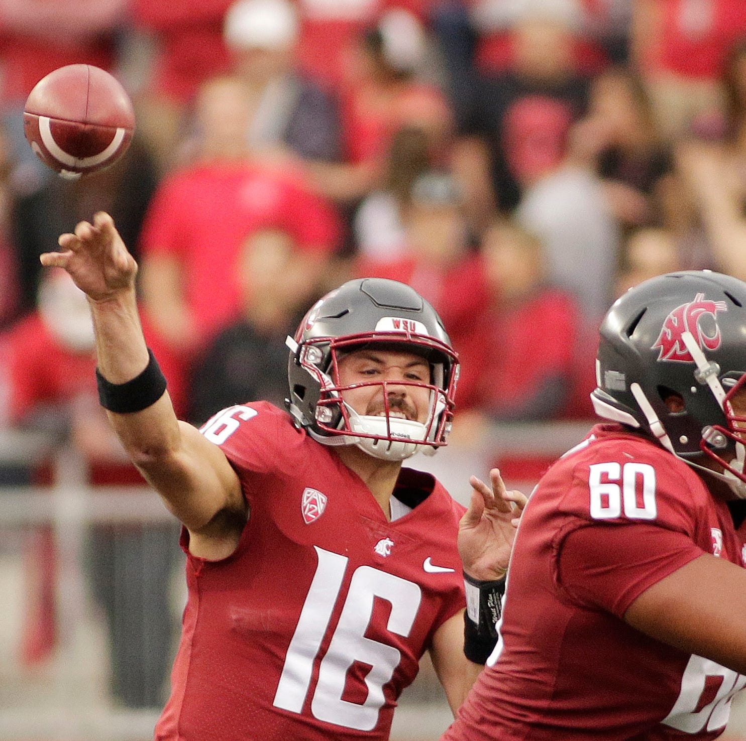 Washington State's Minshew is a QB to watch in the Pac-12