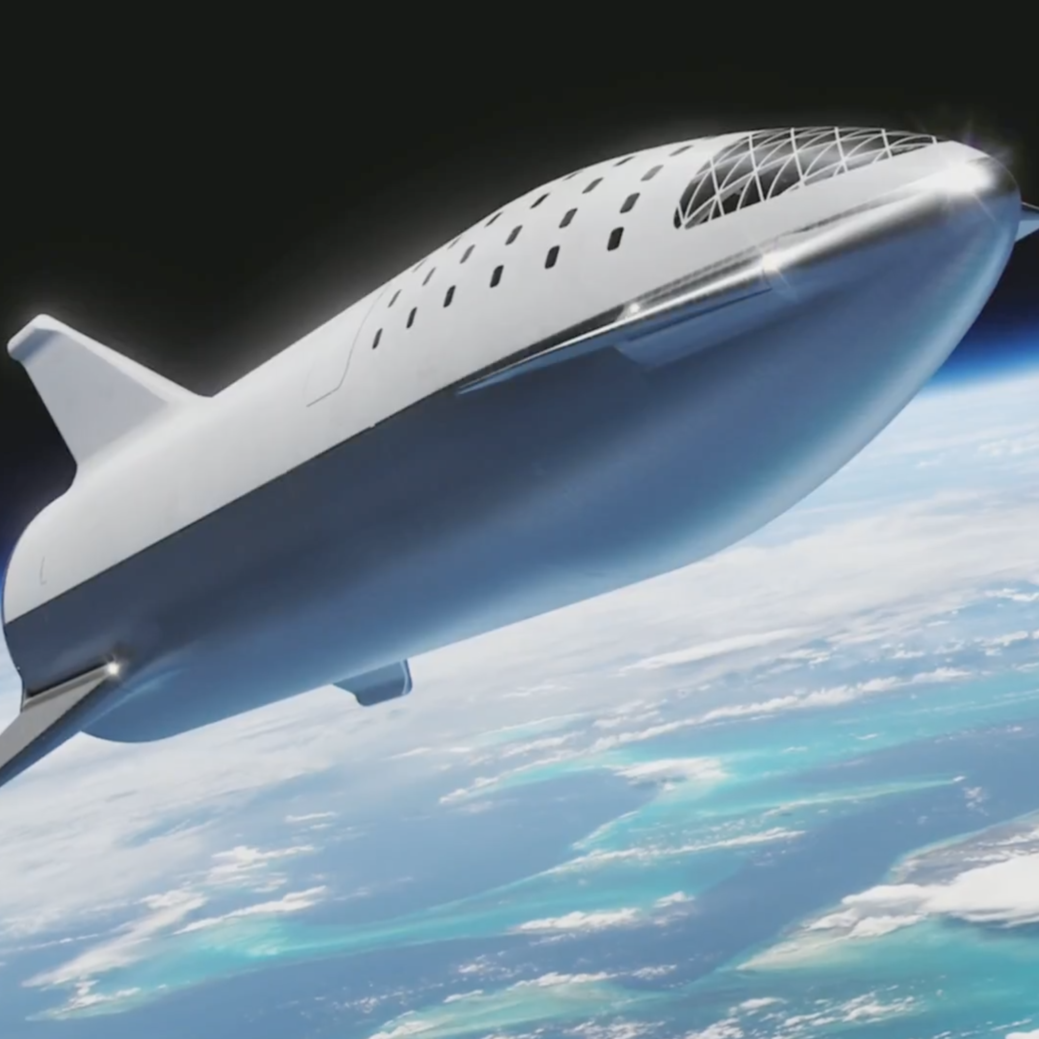Elon Musk: SpaceX's next-gen Starship will be built in and launched from Florida