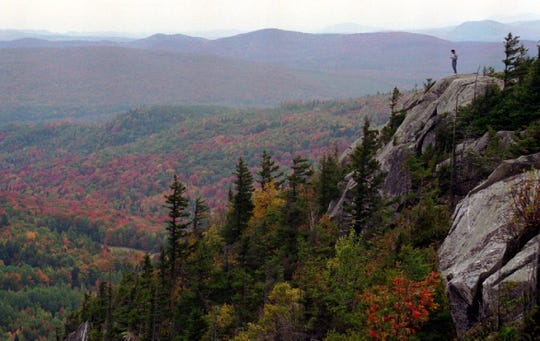 In town or on a mountainside, Northeast Kingdom autumn foliage dazzles.