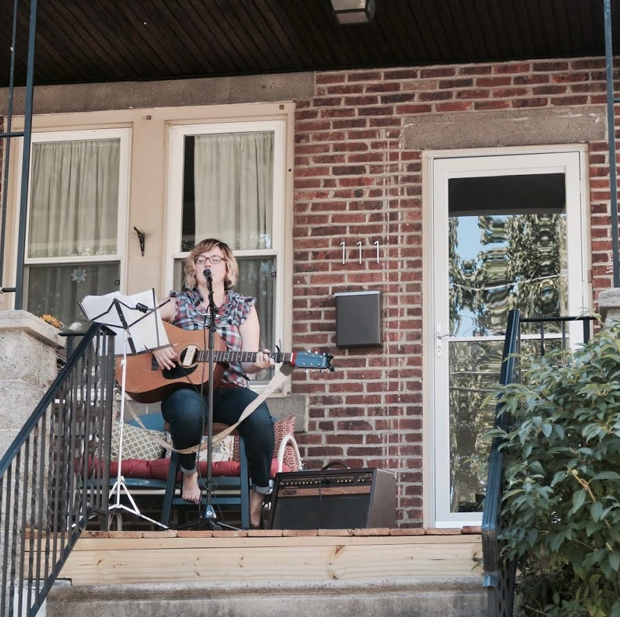 Collingswood Porchfest is back this weekend with free music throughout borough