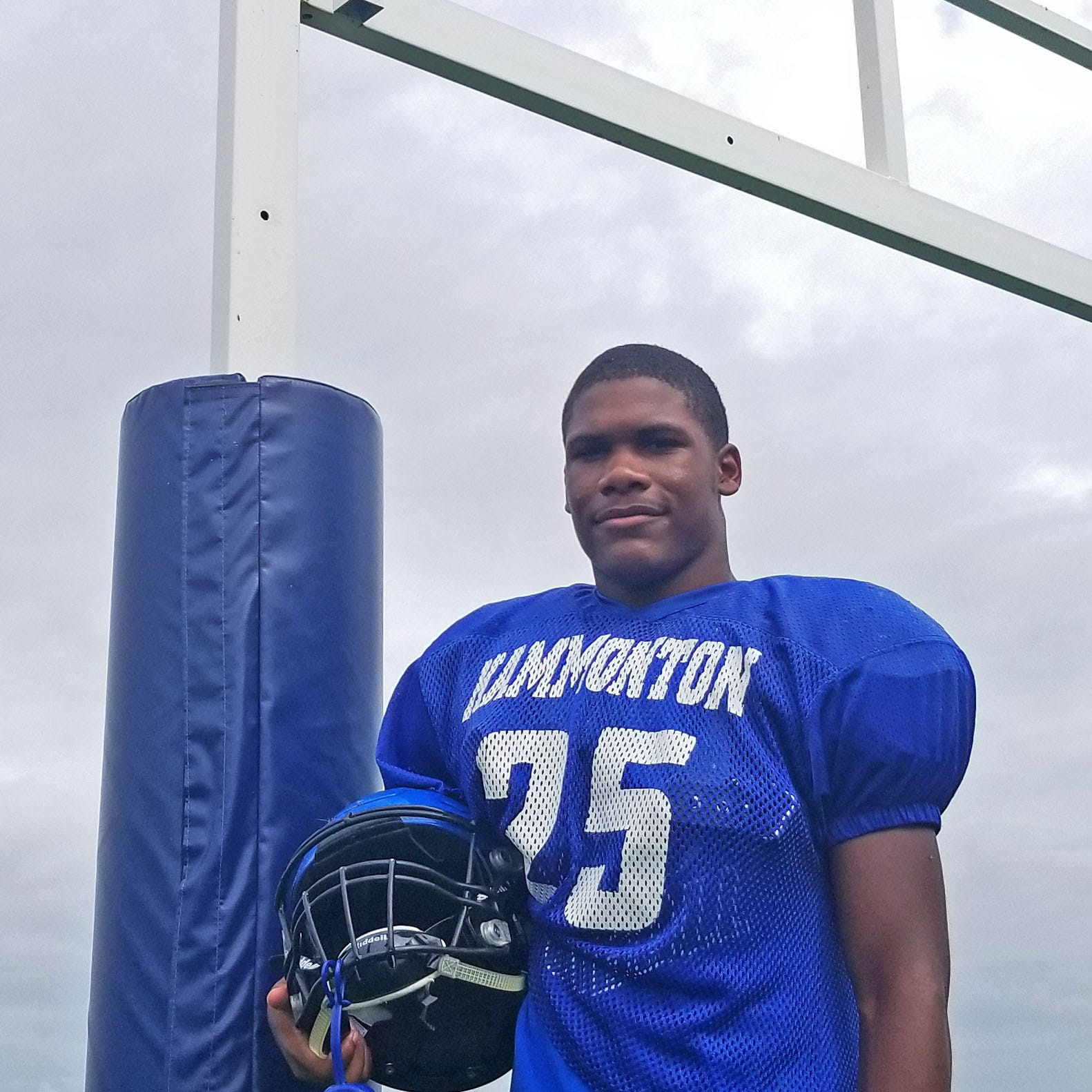 South Jersey Football: Abrams' historic night for Hammonton makes him Player of the Week