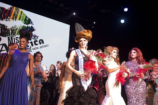Here she is: Miss'd American 2015 was Fifi DuBouis.