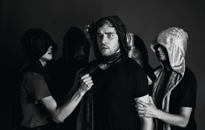 """Minneapolis-based improv troupe The Bearded Company is seen here in a Dungeons and Dragons-inspired show called """"Swords & Sorcery."""" The group is one of the headliners of fifth annual IF Cincy: the Improv Festival of Cincinnati, which takes place Sept. 27-29 at Memorial Hall in Over-the-Rhine."""
