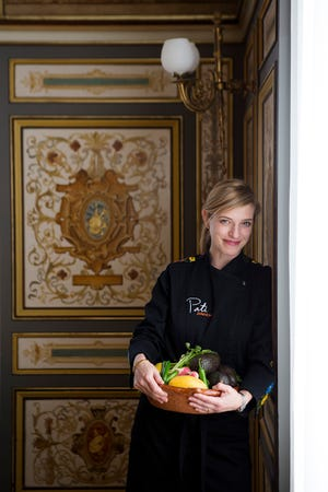 Pati Jinich, host of PBS's Pati's Mexican Table