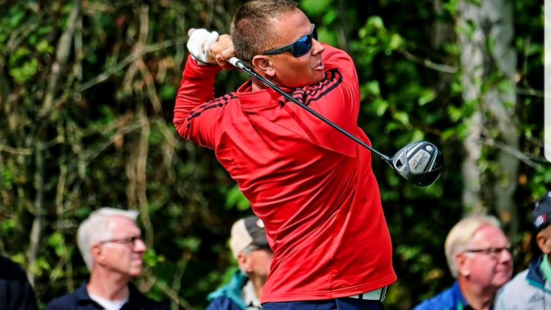 Taylor Mill native uses golf to score U.S. military victory
