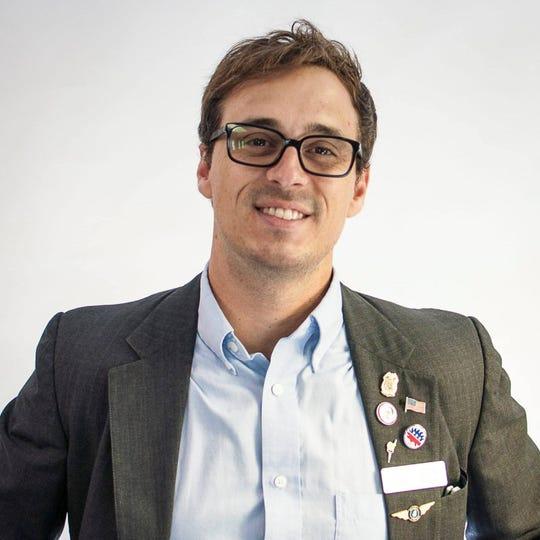 Travis Irvine, Libertarian gubernatorial candidate