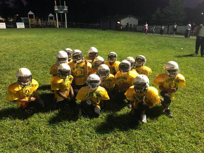 The North Edison Shamrocks Pop Warner organization has experienced a decline in participation in recent years.