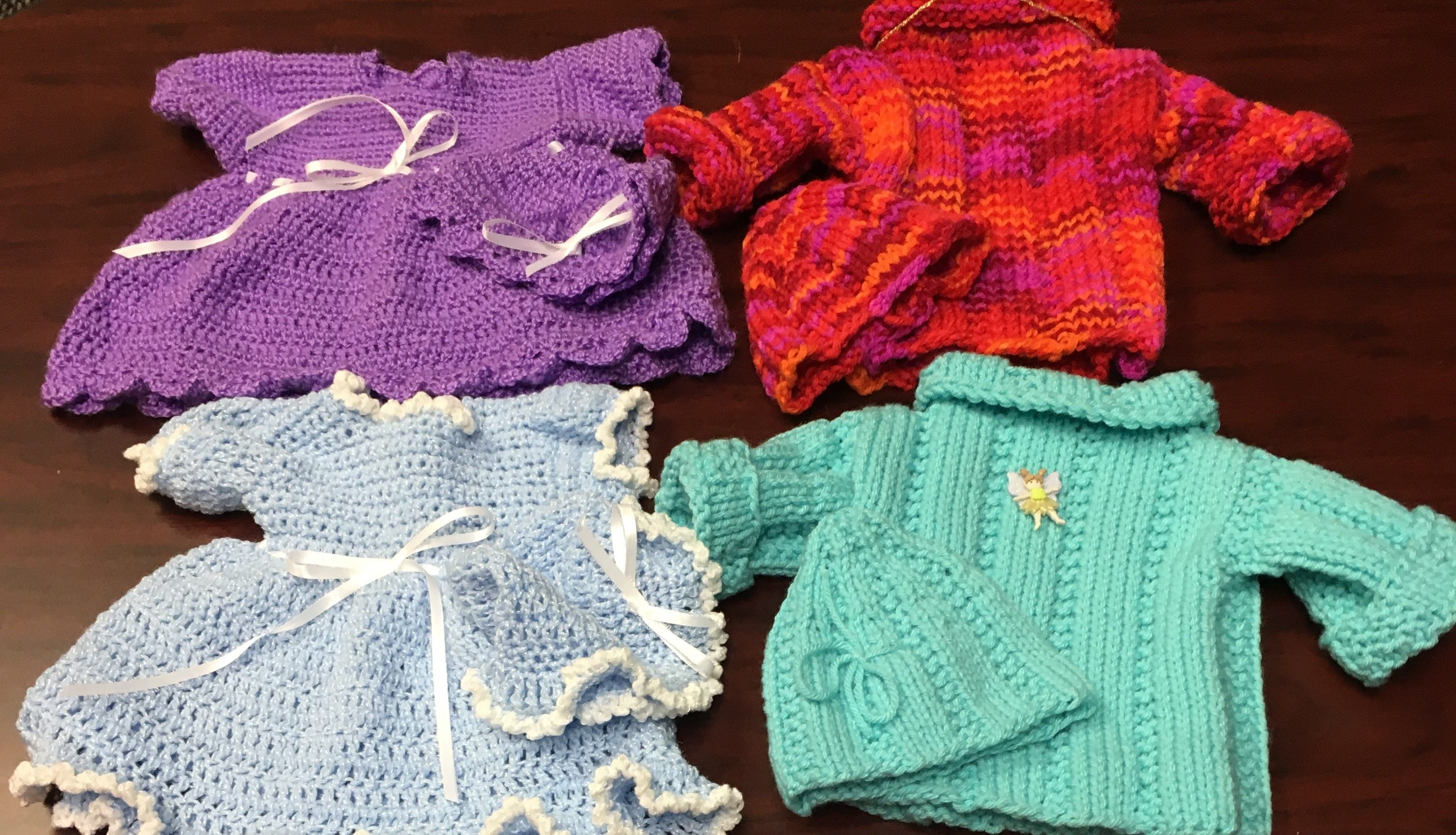 In Stitches: Transitioning from summer community projects to winter ones