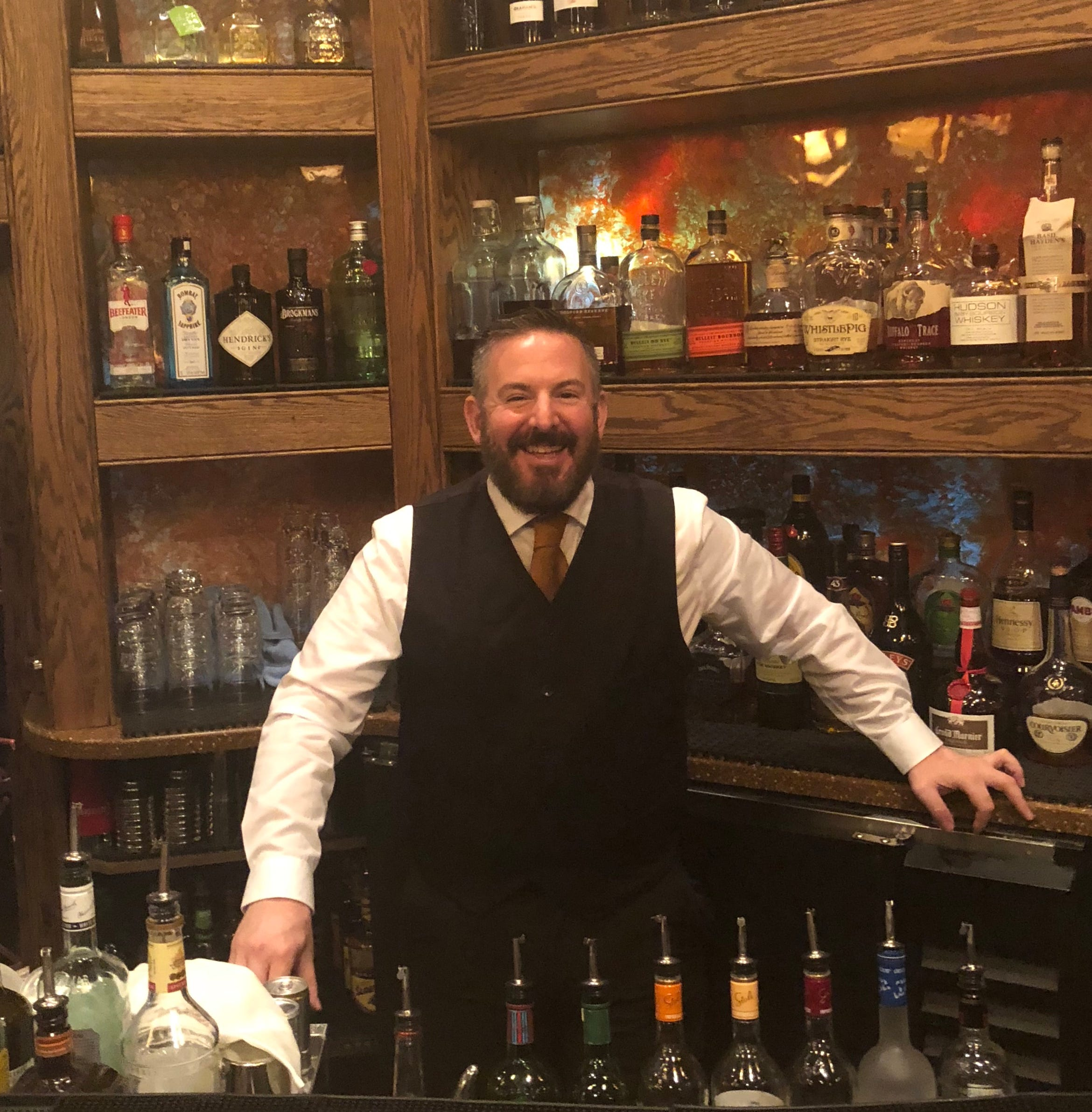A day in the life of your local bartender
