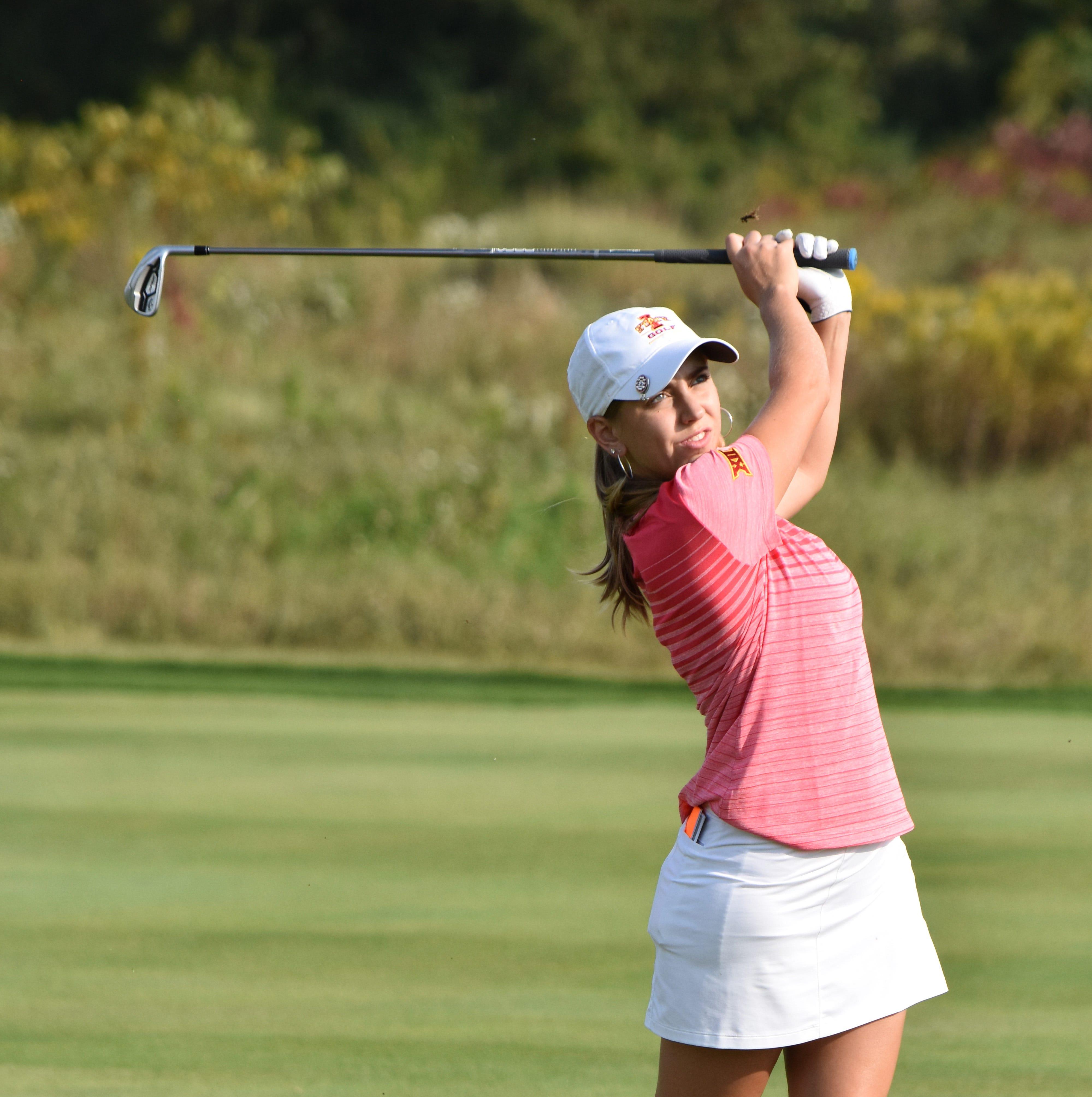 Sergio Garcia dedicates round to Celia Barquin Arozamena, slain Iowa State golfer