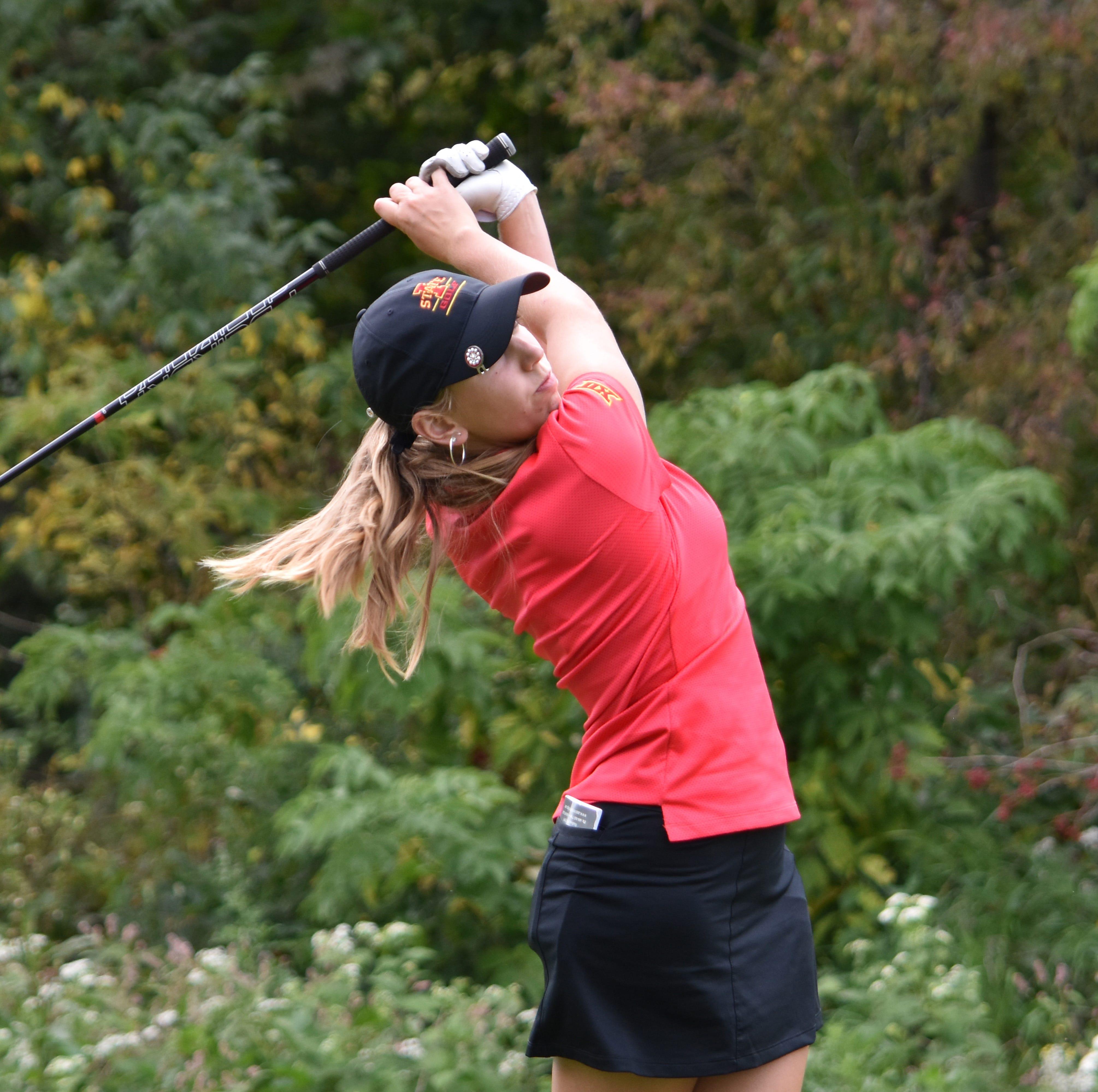 Ladies European Tour honors Celia Barquin Arozamena at golf tournament in her native Spain