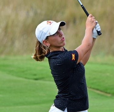 Body of killed Iowa state golfer found in pond in 'broad daylight,' police say