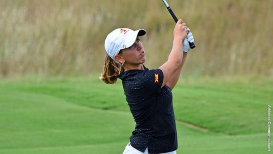 Man who admitted to fatally stabbing Iowa State golfer sentenced to life in prison