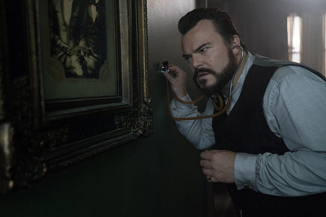 """Jack Black in """"The House with a Clock in Its Walls."""""""