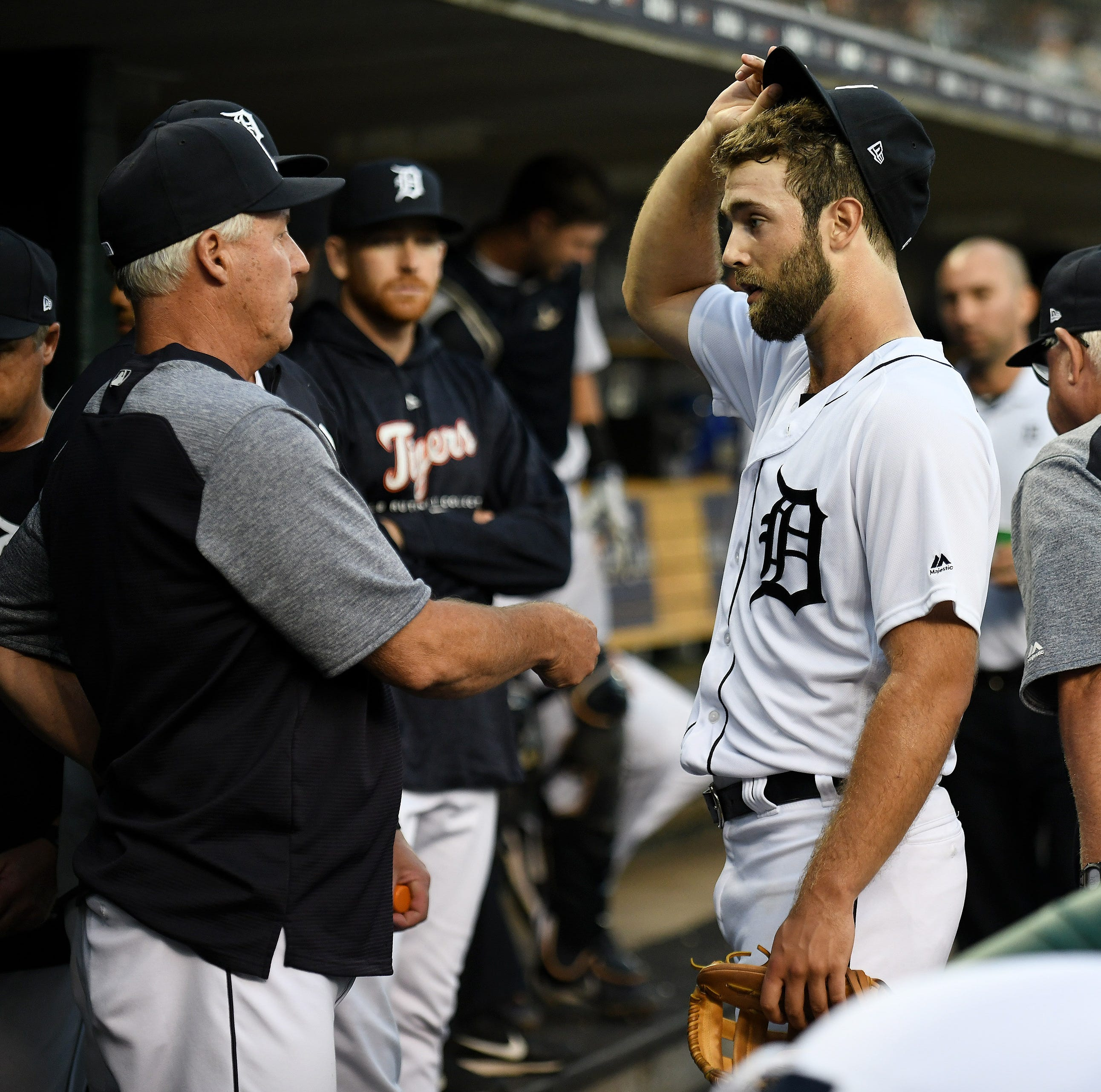 Daniel Norris 'spot on' early, Tigers still lose
