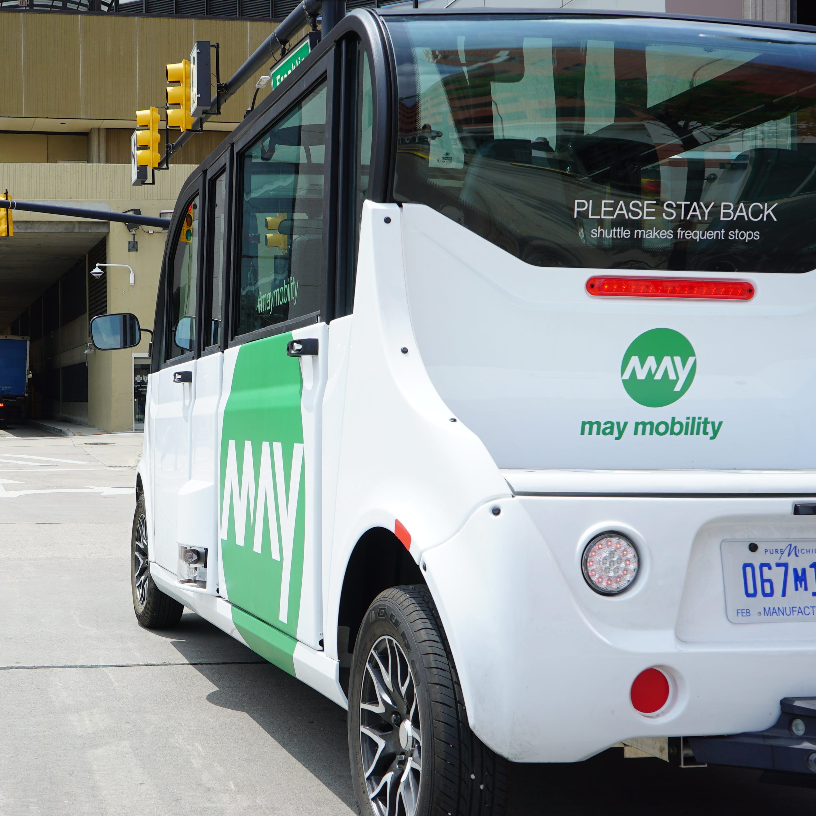 May Mobility to launch self-driving shuttle in Columbus