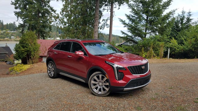 The 2019 Cadillac XT4 is the brand's first subcompact crossover — competing against segment mainstays like the BMW X1, Audi A3 and Mercedes GLA. Roomy and powerful, the XT4 is the largest SUV in segment.