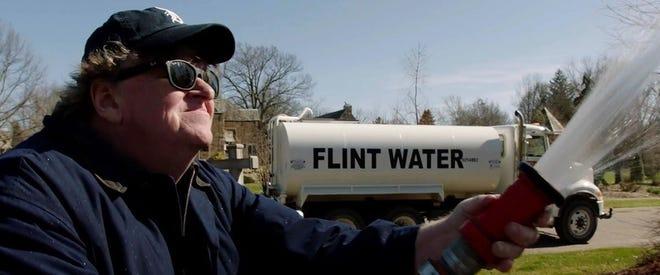 """Michael Moore in """"Fahrenheit 11/9."""""""