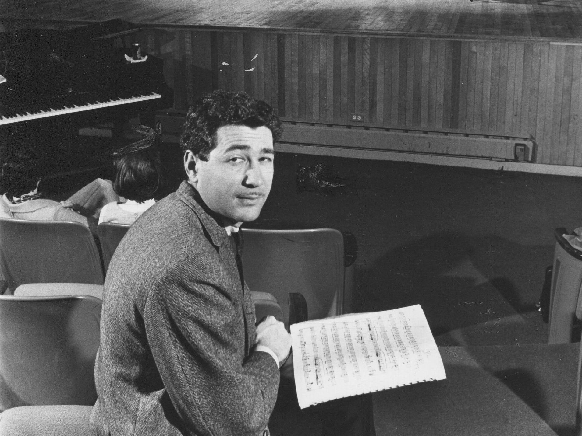 David DiChiera, Feb. 9, 1967