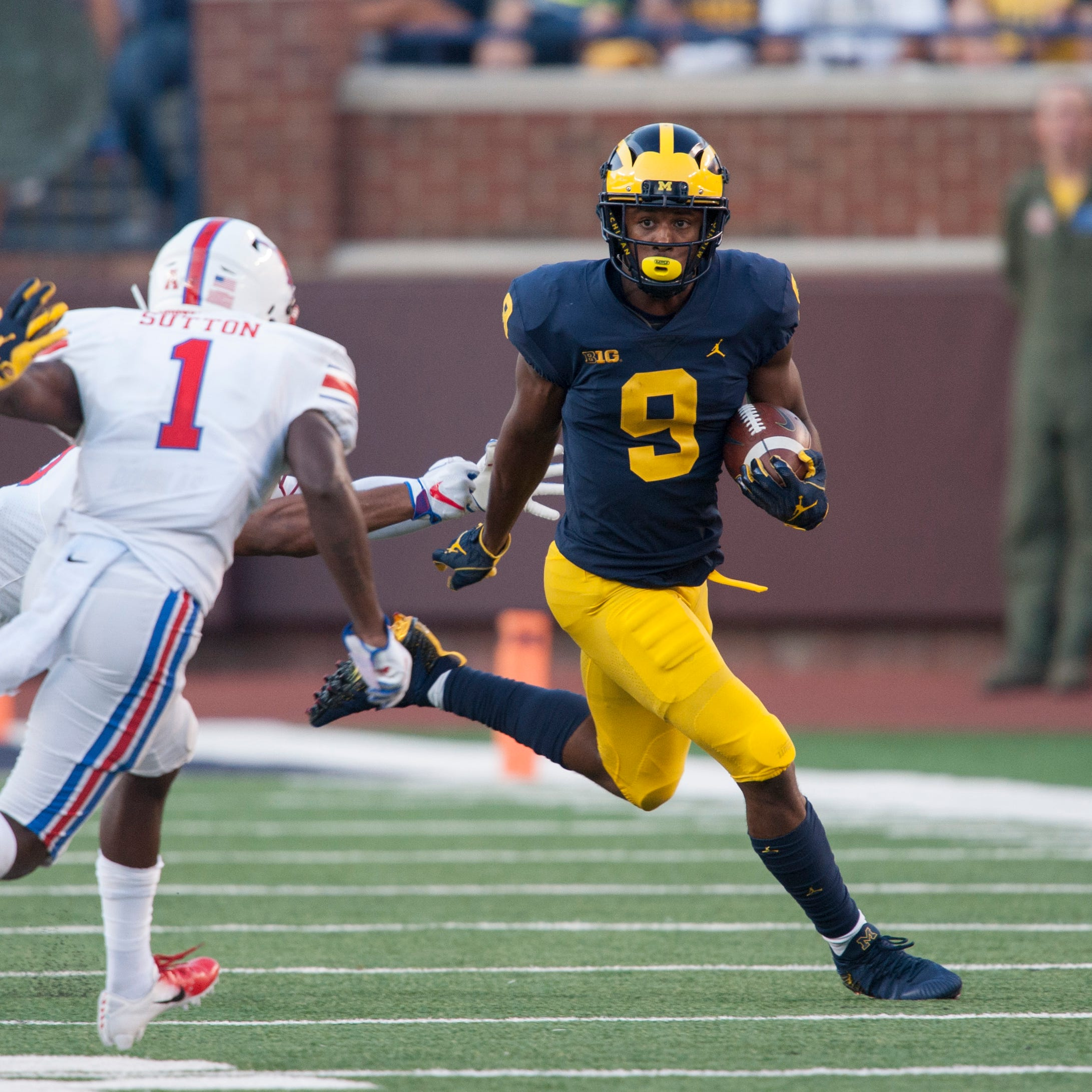 Michigan's offense: There's 'a lot more in store'
