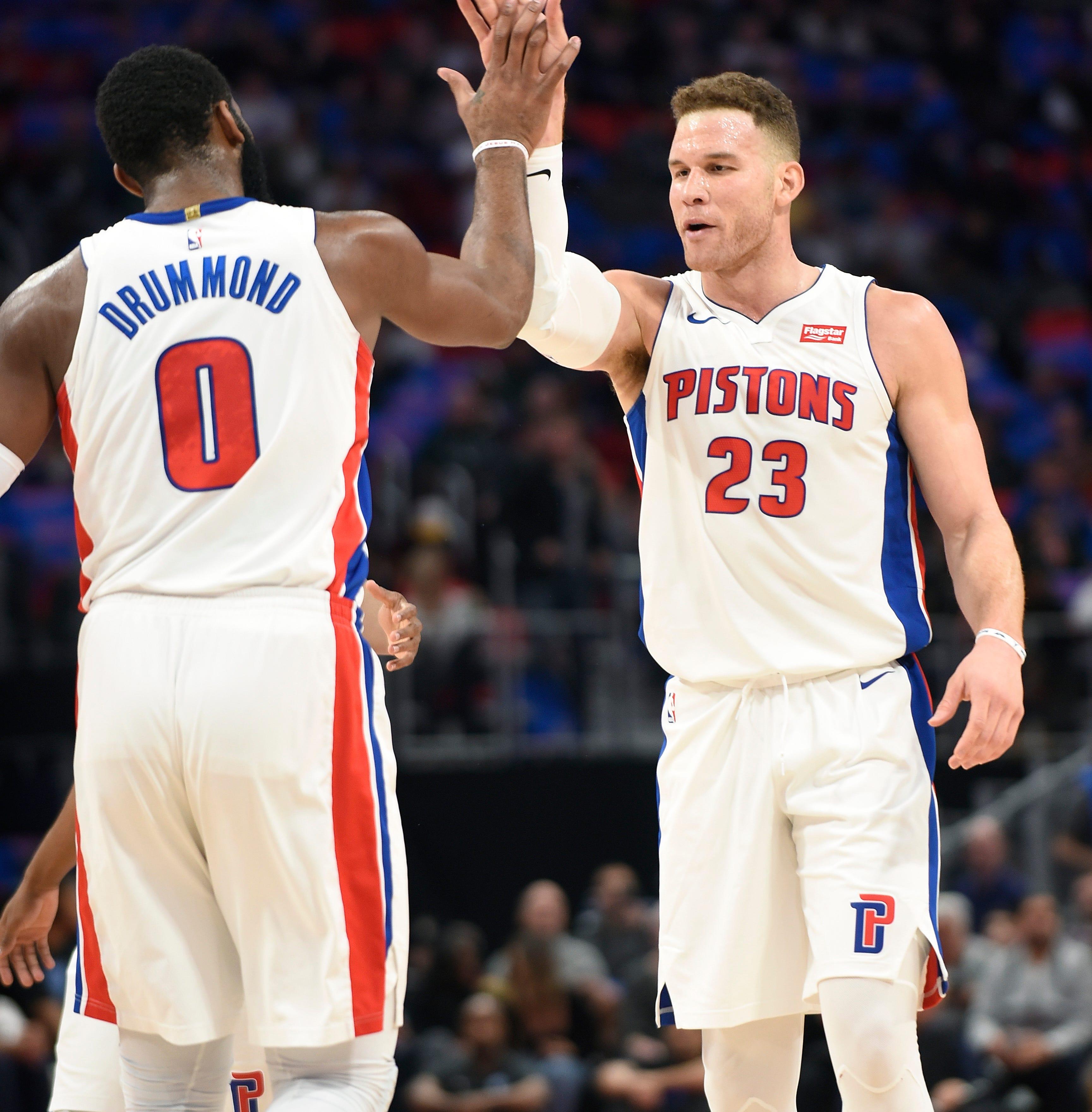 Drummond, Griffin crack ESPN's Top 50