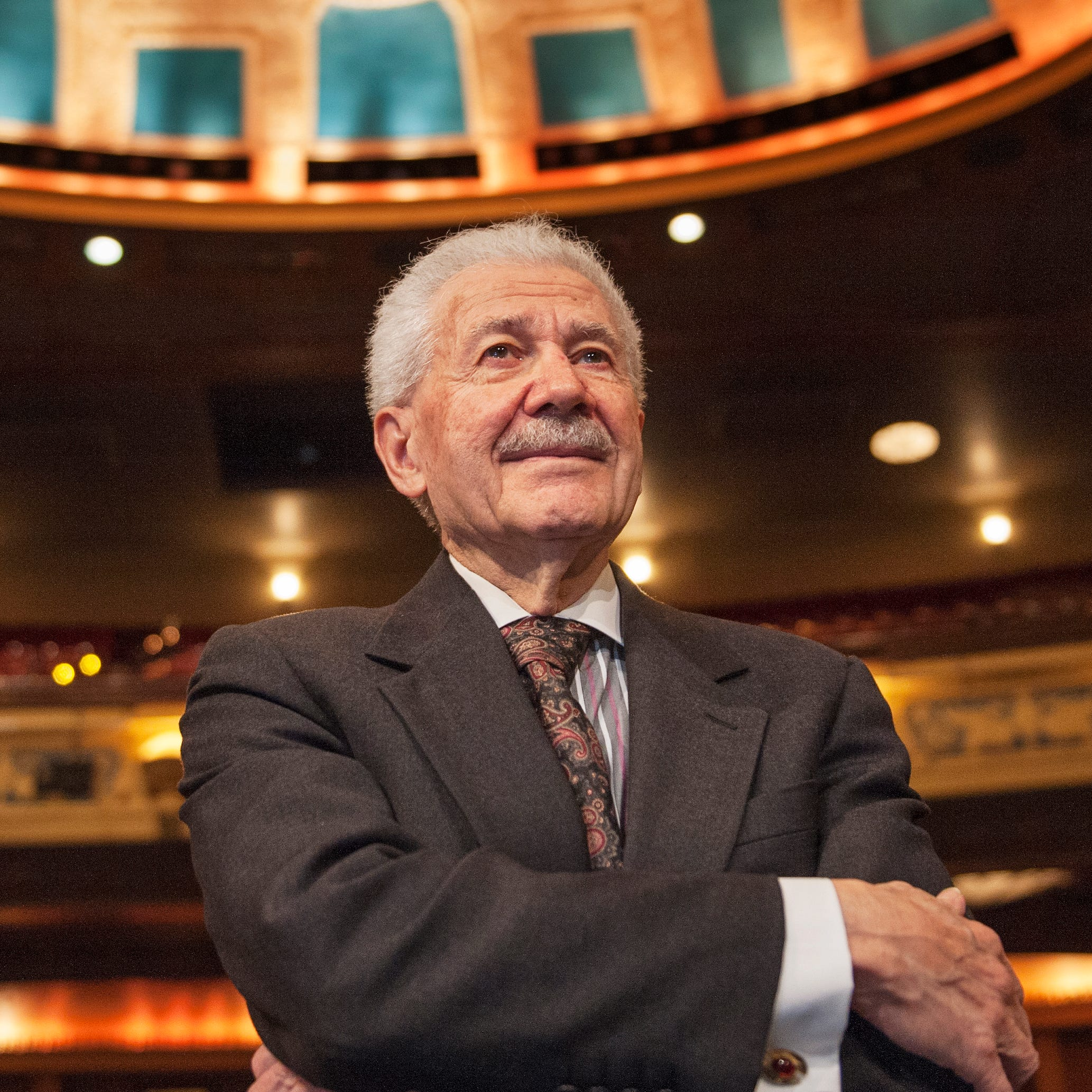 David DiChiera, a cultural visionary who 'loved opera and loved Detroit'