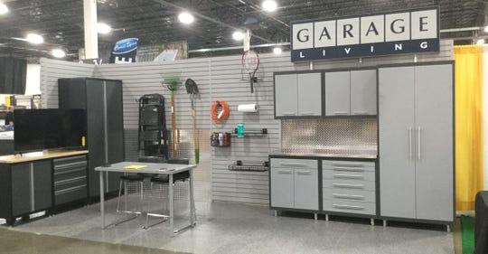 Novi Home Show Garage