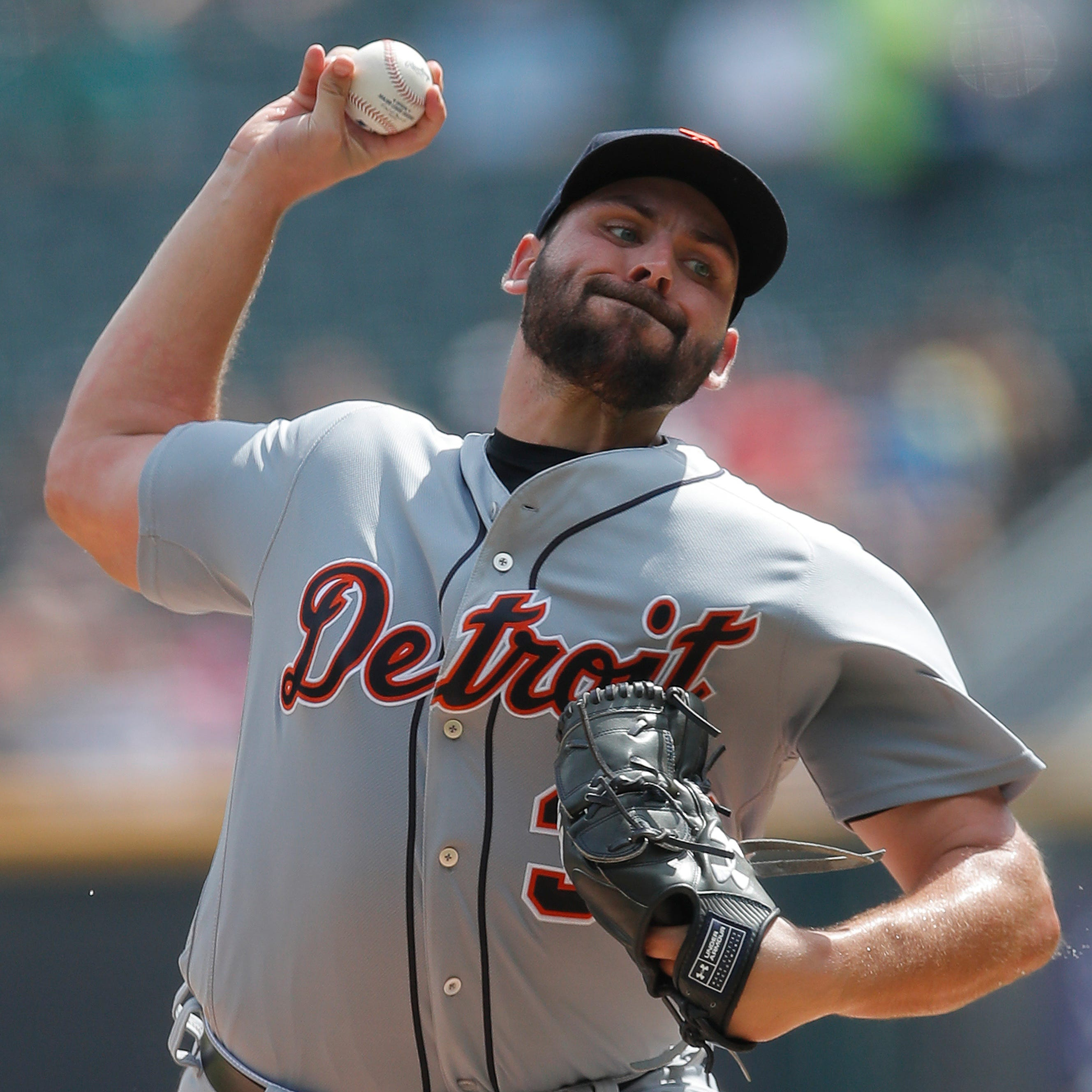 Michael Fulmer's MRI reveals meniscus damage in right knee