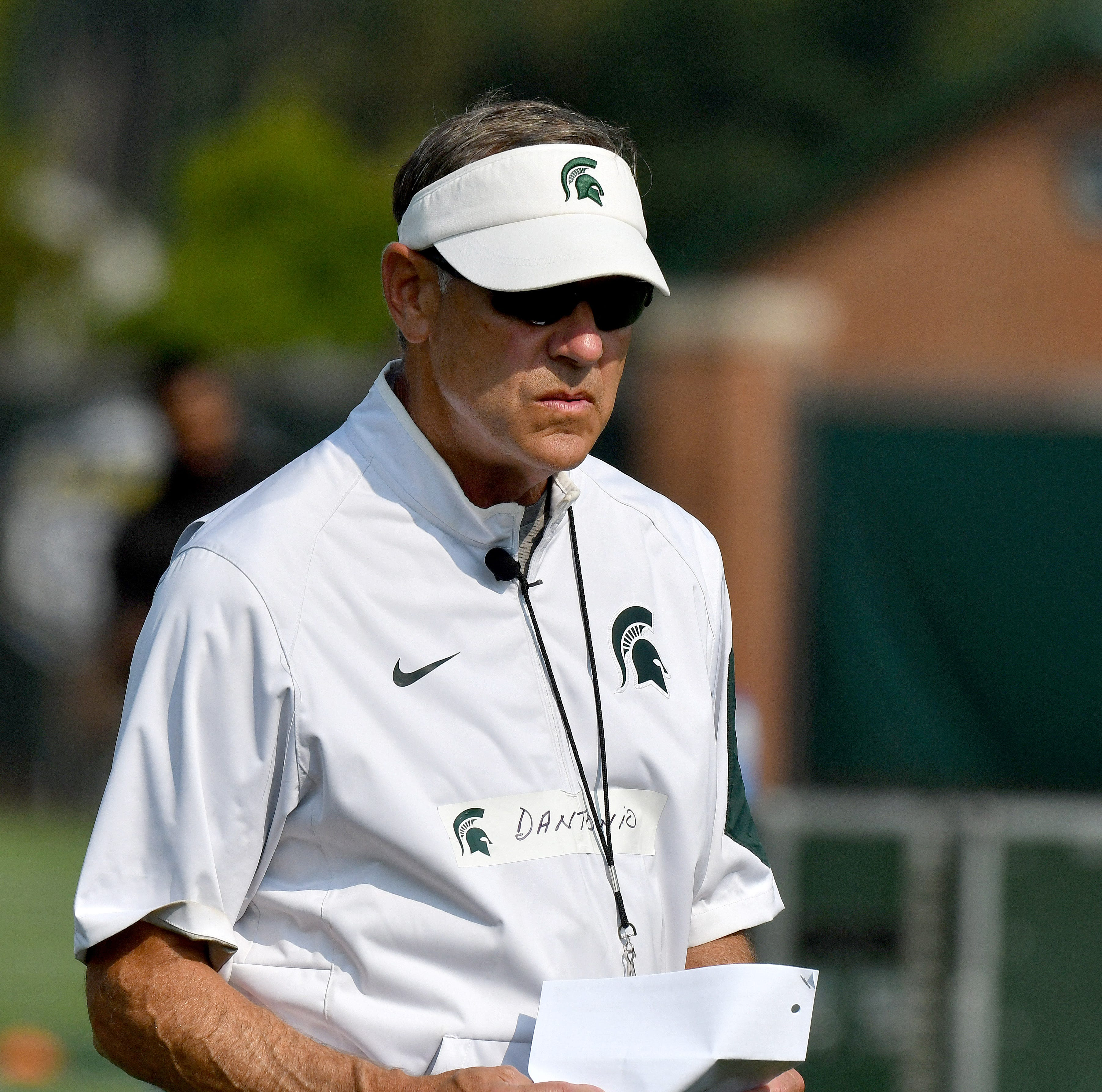 Mark Dantonio hopes 'repetition' works for MSU