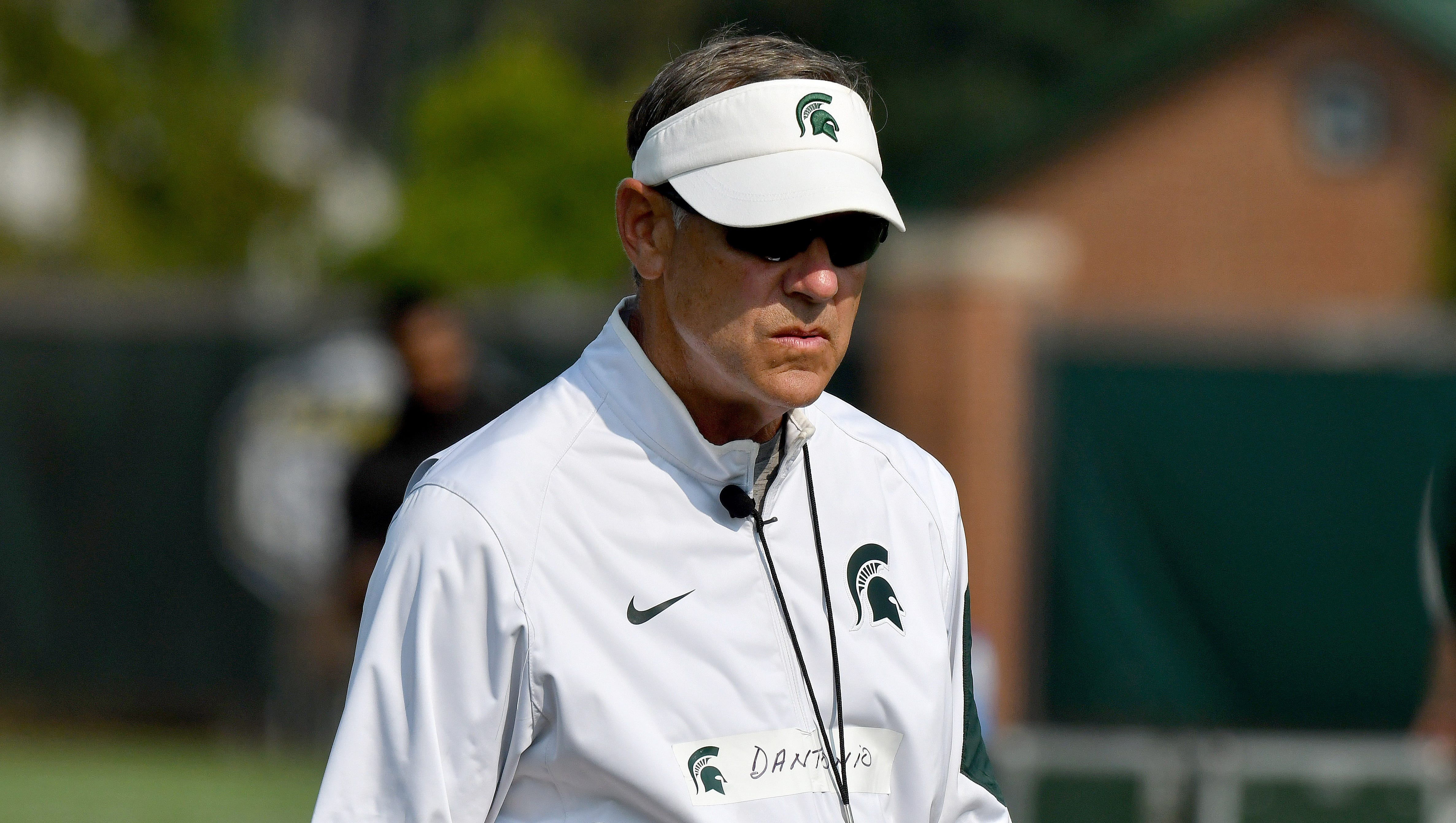 MSU coach Mark Dantonio says coming back from night games on the road takes a toll on you for the rest of the week.