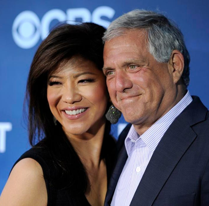 Grapevine: Julie Chen officially leaves CBS show 'The Talk'