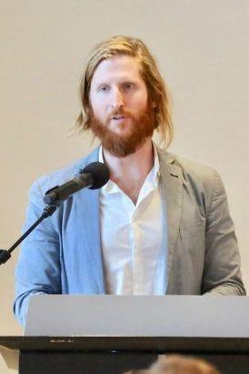 John Cheney-Lippold, University of Michigan associate professor