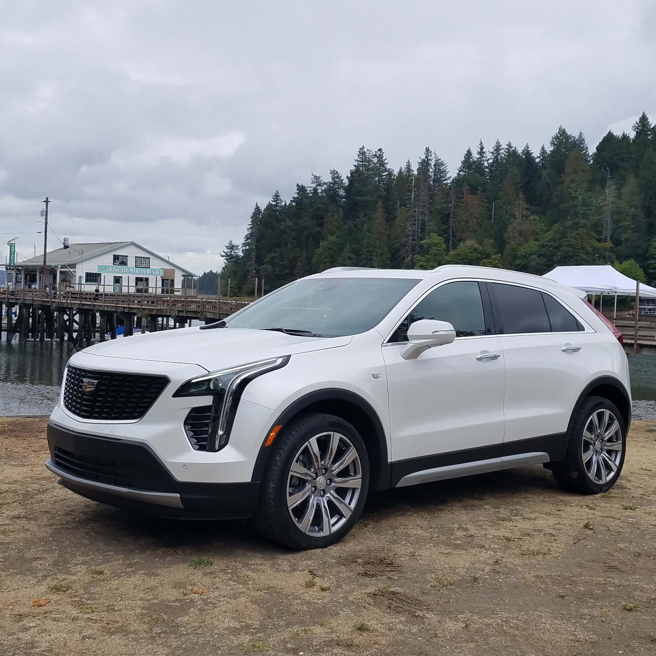 Payne: Cadillac XT4 finds the sweet spot