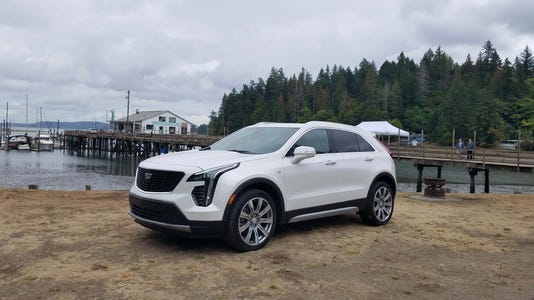 Payne Cadillac Xt4 Finds The Sweet Spot