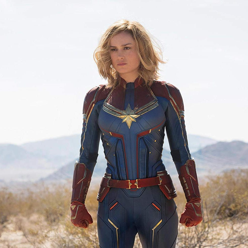 Marvel launches first 'Captain Marvel' trailer