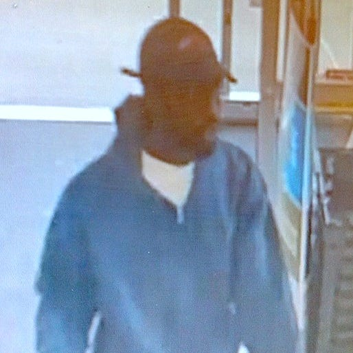 Horseheads police search for robbery suspect