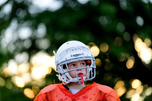 3 Evansville Junior Football Leagu
