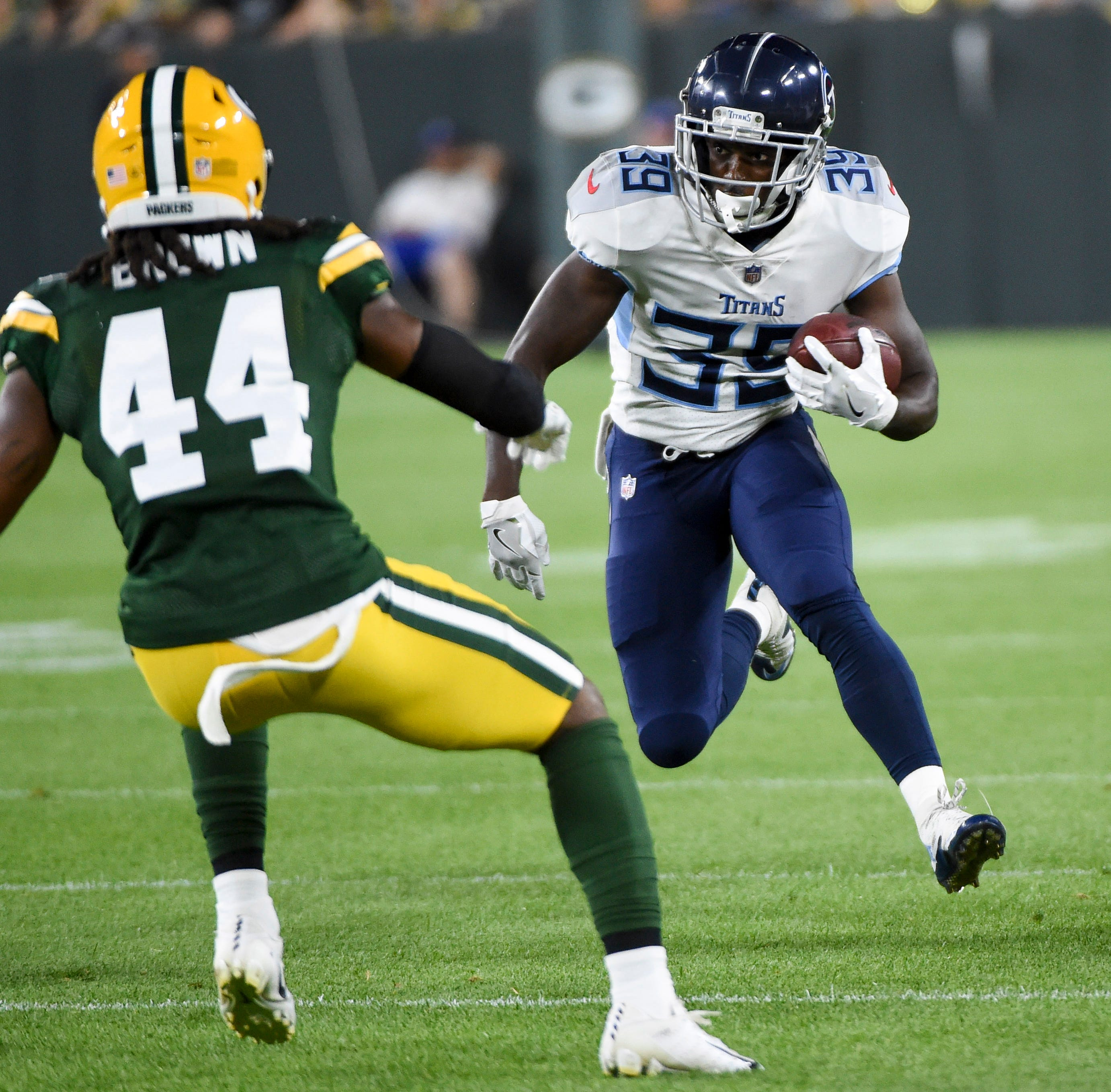 Tennessee Titans sign former CSU football running back Dalyn Dawkins to active roster