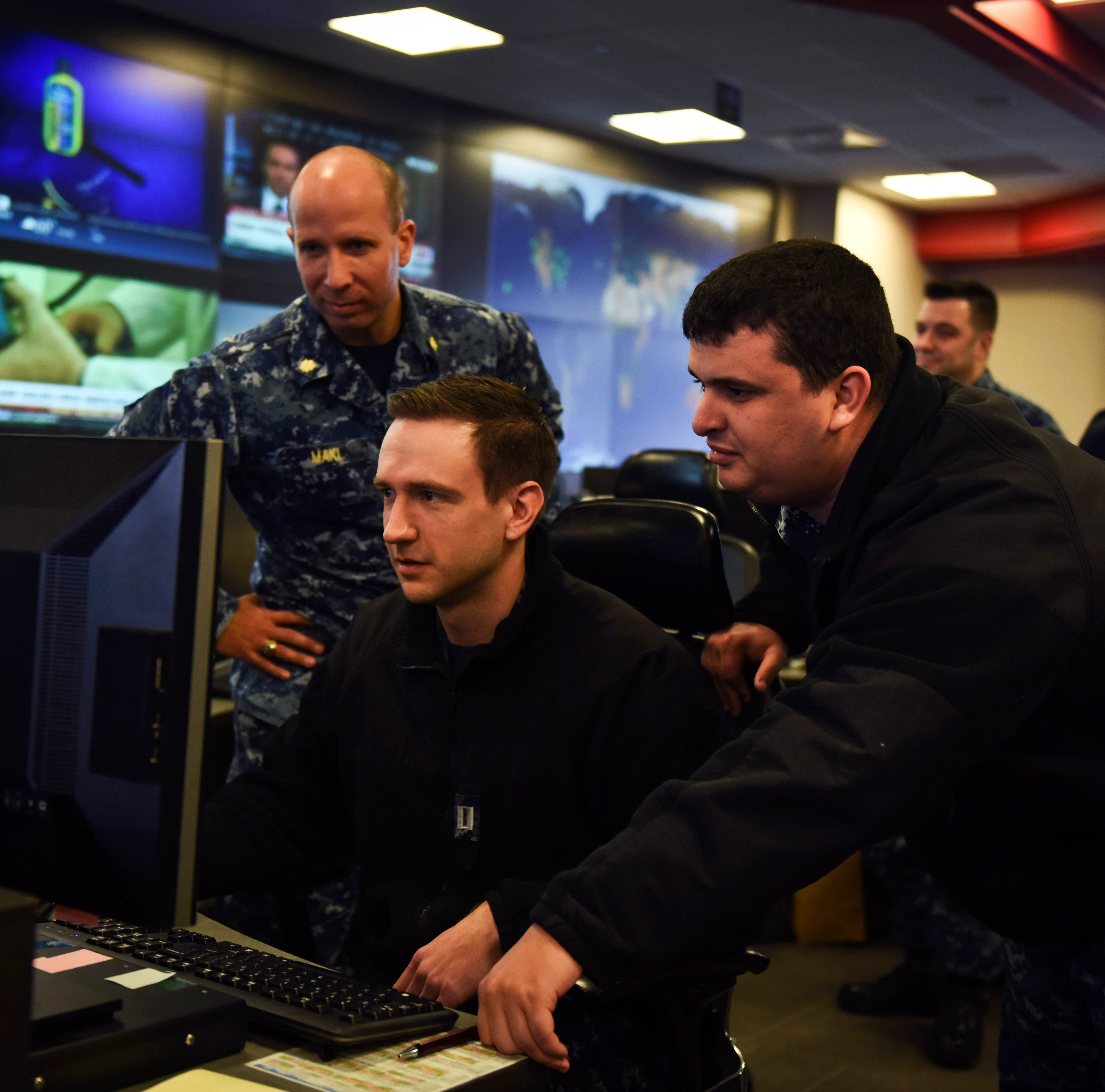 Not just for the private sector, Navy seeks talented workforce, too