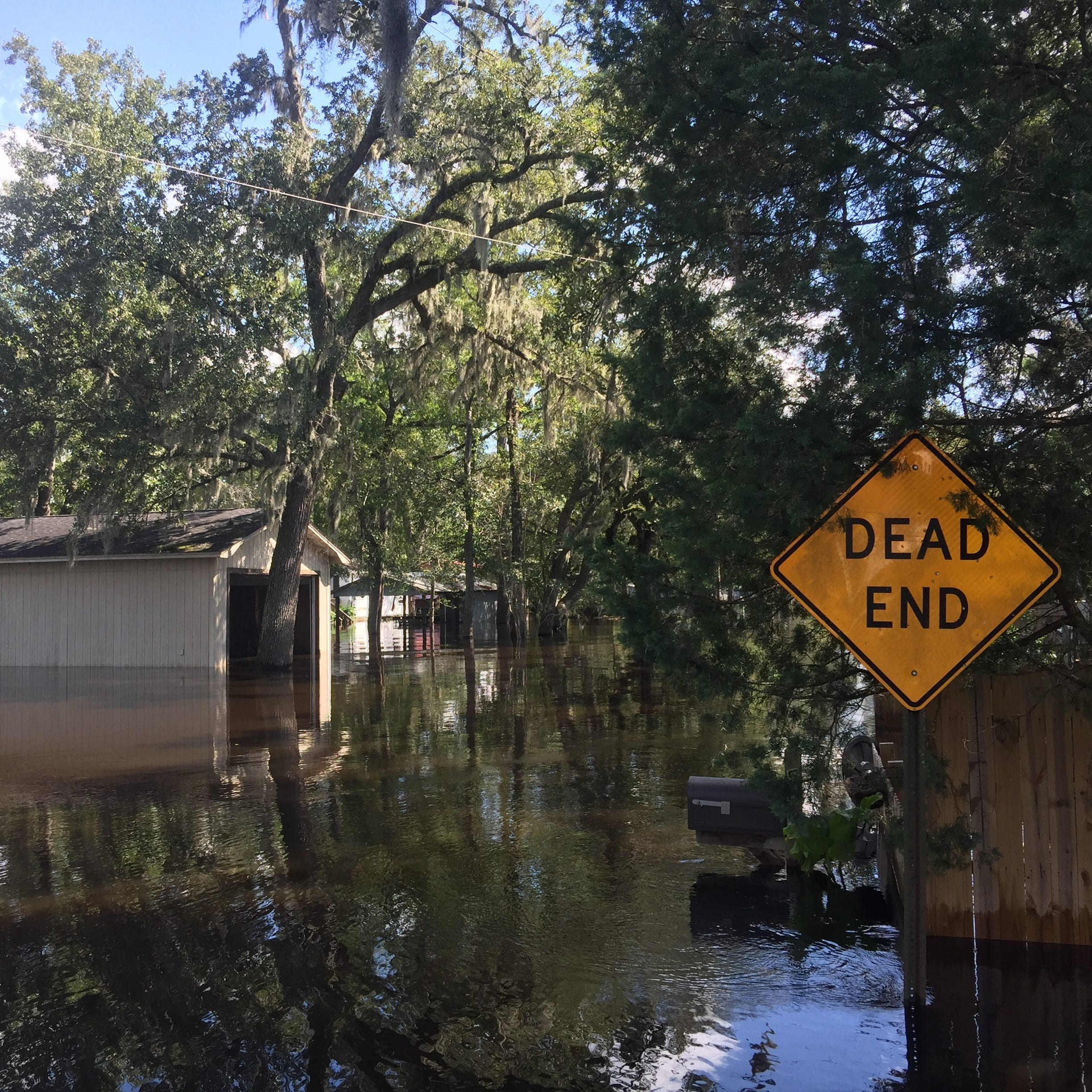 A week later, Florence's historic floods still menace the Pee Dee, Georgetown is next