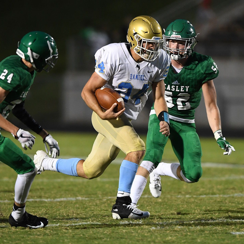 Hurricane Florence: High school football season gets one-week extension