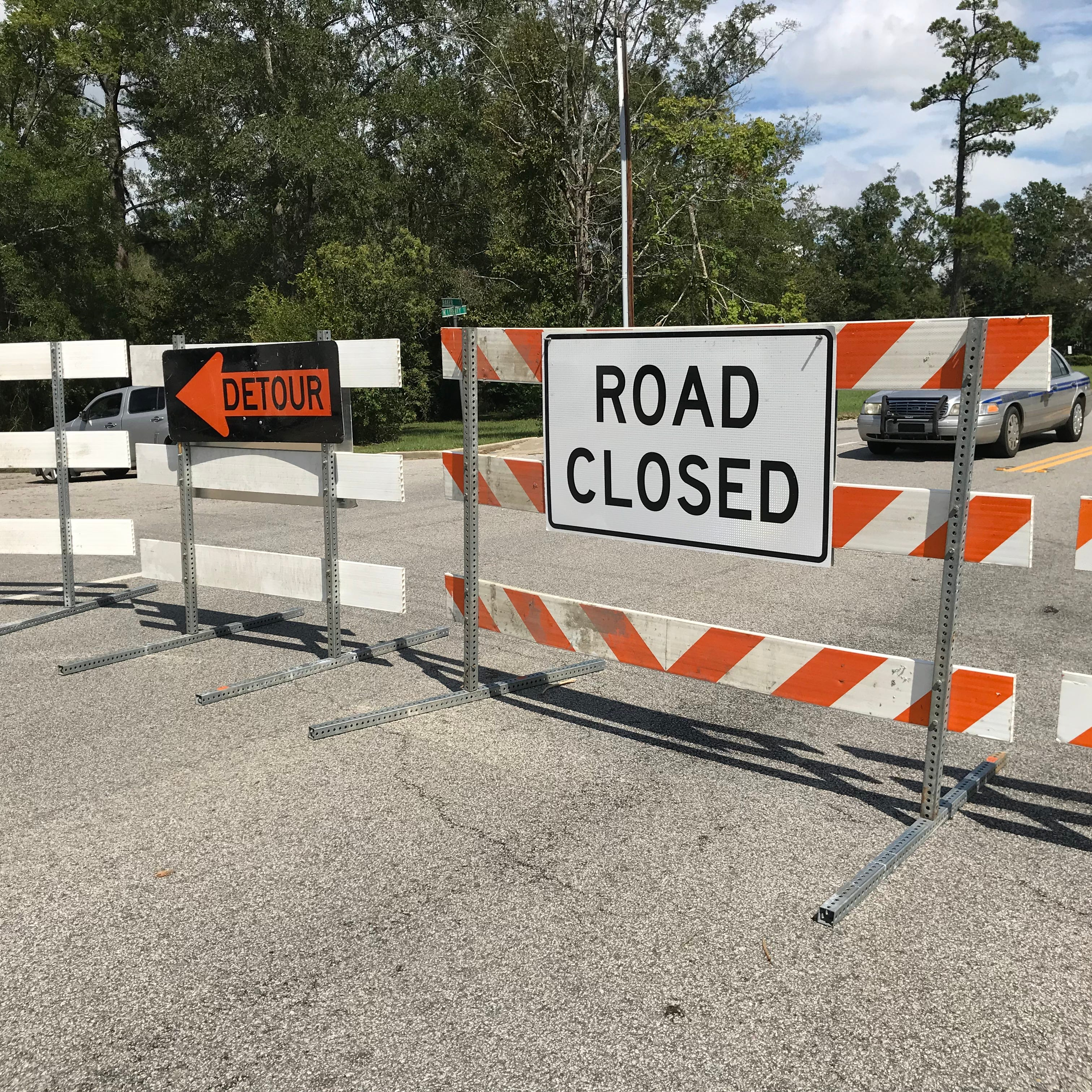 Horry County deputies drove around barricades on flooded highway before women drowned