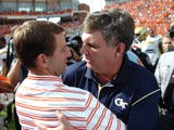 Dabo Swinney shares first experience against Jackets